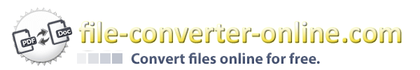 Convert all your files and documents - File-Converter-Online.com